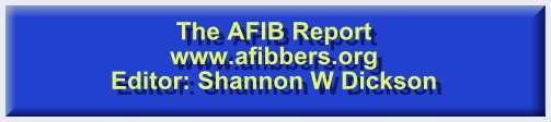 The AFIB Report